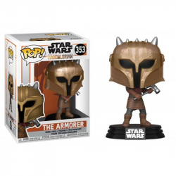 Funko POP TV: SW The Mandalorian - The Armor (MT)