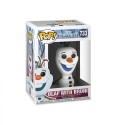 Funko POP Disney: Frozen 2 - Olaf with Bruni