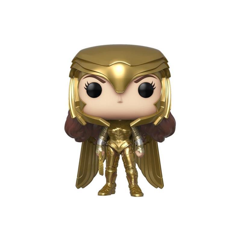 Funko POP: Wonder Woman 1984 - Wonder Woman (Gold Power Pose)