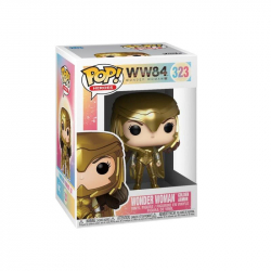 Funko POP: Wonder Woman 1984 - Wonder Woman (Gold Power Pose)
