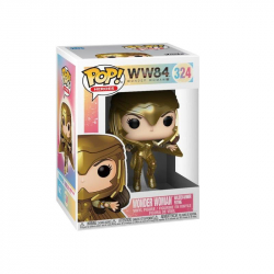 Funko POP: Wonder Woman 1984 - Wonder Woman (Gold Flying Pose)