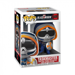 Funko POP Marvel: Black Widow – Taskmaster w/ Shield