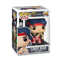 Funko POP Games: Contra - Lance