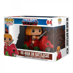 Funko POP Ride: MOTU S5 - He-Man on Battle Cat