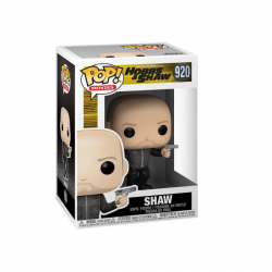 Funko POP Movies: Hobbs & Shaw- Shaw