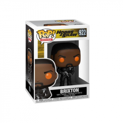 Funko POP Movies: Hobbs & Shaw- Brixton w/ Orange Eyes