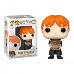 Funko POP Movies: Harry Potter S10 - Ron Puking Slugs w/Bucket