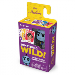 Funko Signature Games: Something Wild Card Game - Aladdin