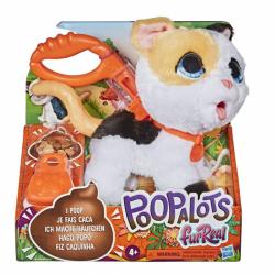 Hasbro FurReal Friends Poopalots velká kočka