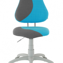 Rostoucí židle Fuxo S Line Melino modro-šedá 319