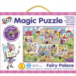 Magické puzzle - rozprávkový palác 2 *