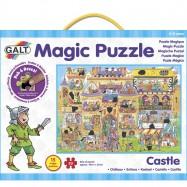 Galt zabawki magia Puzzle zamek