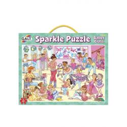 Třpytivé puzzle - balet 2*