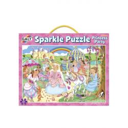 Třpytivé puzzle - slavnosti princezny 2*