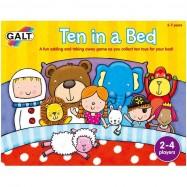 10 v posteli