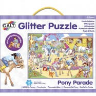 Trblietavé puzzle - prehliadka koní