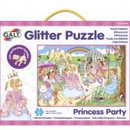 Trblietavé puzzle - princezny