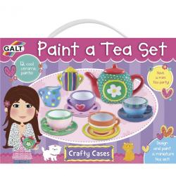 GALT Pomaluj zestaw herbaciany