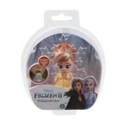 Frozen 2: 1-pack svietiace mini bábika - Anna Opening