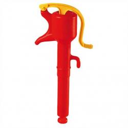 Gowi zábavná vodná pumpa červená