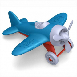 Green Toys - Letadlo modré