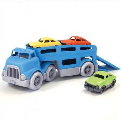 Green Toys - Ťahač s autami