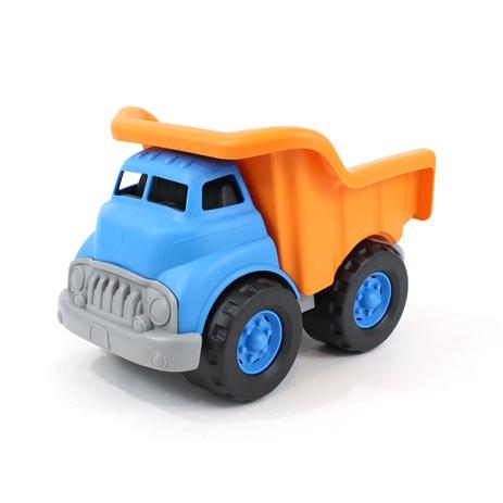 Green Toys Blue - pomarańczowa wywrotka