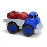 Green Toys - Nákladní auto se závodním autem