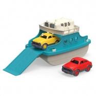 Green Toys - Trajekt s auty