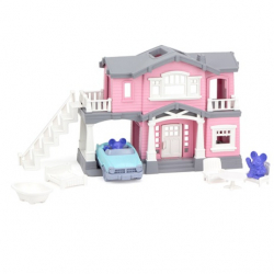 Green Toys Pink House