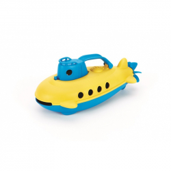Green Toys - Ponorka modrá rukojeť