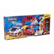 Teamsterz street závodní dráha s 5 autíčky