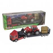 Přeprava traktorů