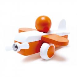 Podniebny samolot pomarańczowy