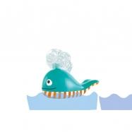 Hračky do vody - Veľryba s penou