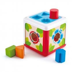 Pudełko do sortowania kształtów