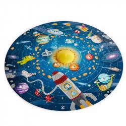 Detské puzzle - Slnečná sústava LED