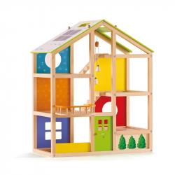 Celoroční dům