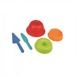 Hračky na písek - Pekařský set