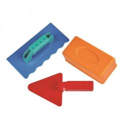 Hračky na písek - Zednický set