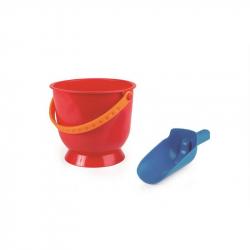 Hračky na písek - Vědro s lopatkou