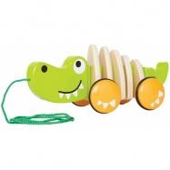 Krokodyl na sznurku Hape