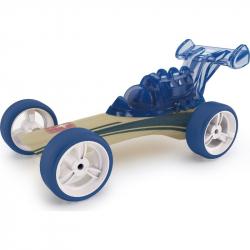 HAPE dřevěné závodní auto Dragster