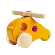 HAPE - Malý vrtulník - žlutý
