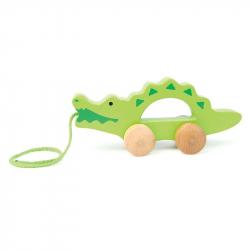 HAPE - Tahací krokodýl na kolečkách
