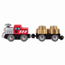 HAPE Lokomotiva s vagónkem Cogwheel
