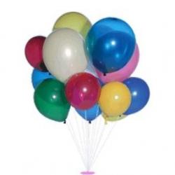 Balóniky Guľa - zmes guľatých balónikov