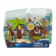 Disney Princess Vaiana malá panenka hrací set