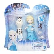 Frozen MALÁ PANENKA S KAMARÁDEM ASST