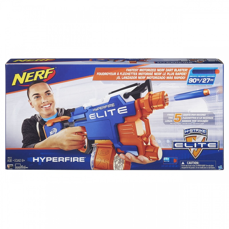 Elite Hyper-Fire